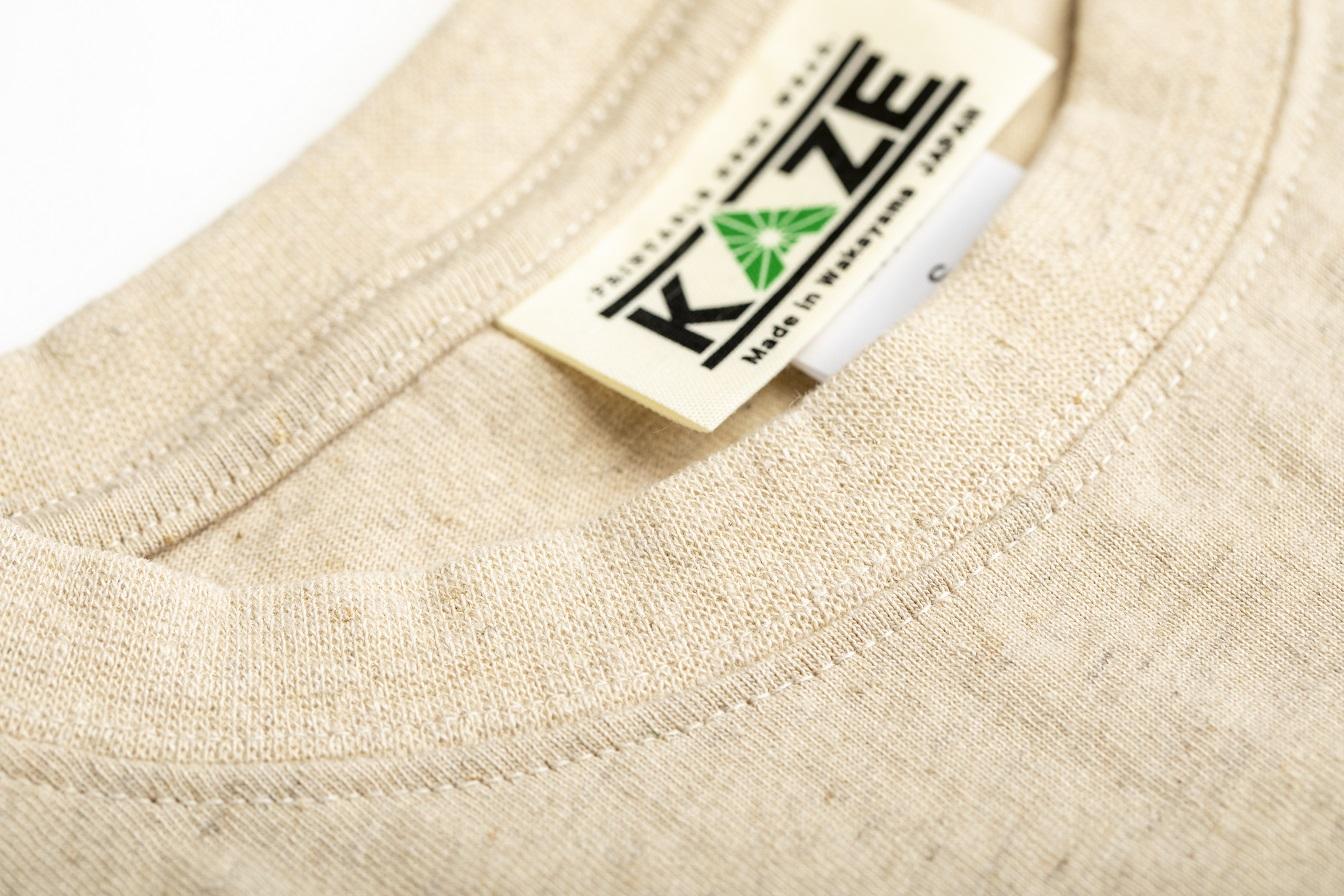 これが「メイドイン和歌山」! 加工用ヘンプウェアブランド『KAZE』(ケイズ)誕生